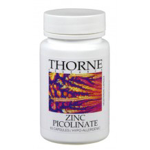 Thorne Zinc Picolinate
